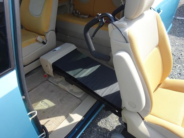150r 福祉車両 サイドアクセス車 電動式脱着シート(16枚目)