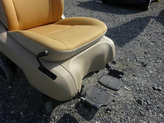 150r 福祉車両 サイドアクセス車 電動式脱着シート(22枚目)