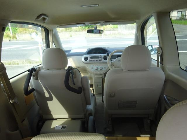 150r 福祉車両 サイドアクセス車 電動式脱着シート(33枚目)