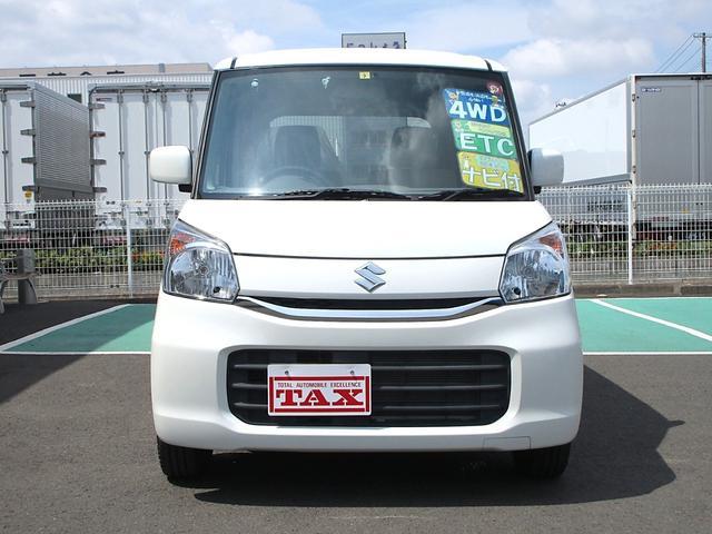 G カロッツェリアワンセグTVナビ ETC フルタイム4WD キーフリー シートヒーター 全国保証付(8枚目)