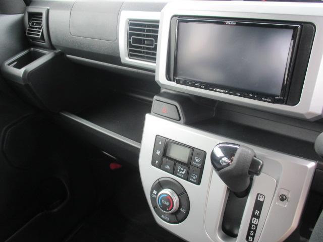 L SA 4WD 社外フルセグナビ Bカメラ 電動ドア(12枚目)