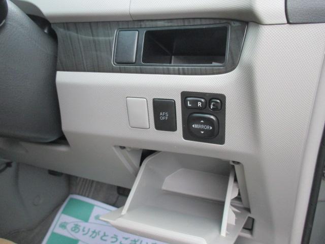 アエラス Sパッケージ 純正ツインナビ 両側電動ドア 7人乗(13枚目)
