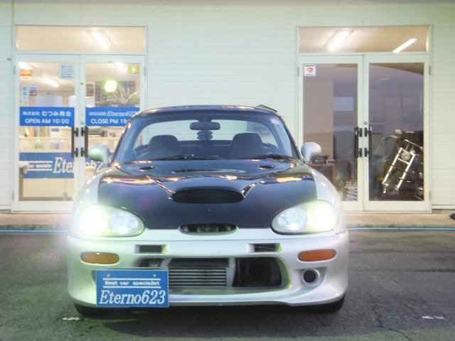 「スズキ」「カプチーノ」「オープンカー」「岩手県」の中古車5