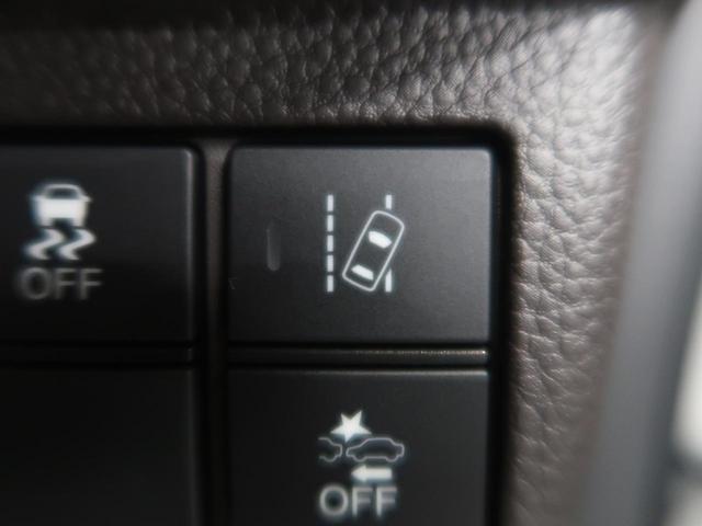 車線逸脱警報付き!車線をはみだしそうになったら警報でお知らせします。