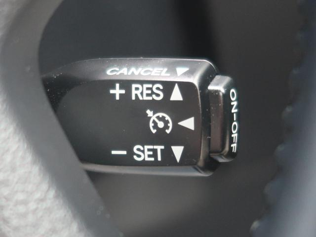 【クルーズコントロール】一定の速度で保つことができ、アクセル操作のストレスを軽減してもらえます!