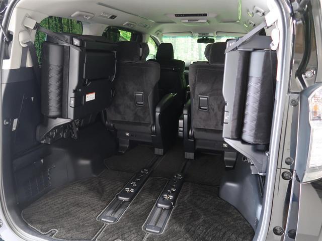 2.5Z Gエディション モデリスタフルエアロ 純正10型ナビ 天吊モニター 両側電動スライドドア LEDヘッド 禁煙 プリクラッシュ レーダークルーズコントロール バックカメラ スマートキー ビルトインETC フルセグ(40枚目)
