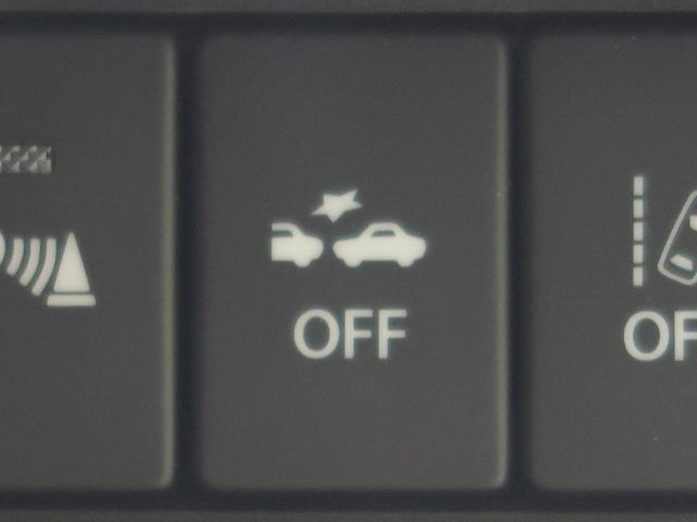 ハイブリッドMX 4WD 社外SDナビ レーダーブレーキサポート 運転席シートヒーター コーナーセンサー 車線逸脱警報 バックカメラ ETC パドルシフト スマートキー オートライト オートエアコン 禁煙車(5枚目)