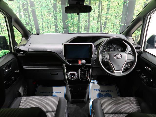ZS 煌 純正10型ナビ フリップダウンモニター セーフティーセンス 両側電動スライドドア LEDヘッドライト 車線逸脱警報 バックカメラ クルーズコントロール ETC ダブルエアコン スマートキー 禁煙車(2枚目)