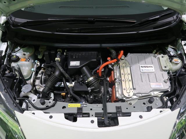 e-パワー X SDナビ 衝突軽減装置 車線逸脱警報 コーナンセンサー 横滑防止装置 スマートキー オートライト オートエアコン ETC 純正15AW 禁煙車(46枚目)