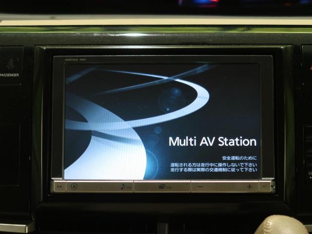 アエラス 純正ナビ 4WD 両側電動スライドドア 運転席パワーシート フルセグTV バックカメラ ステアリングスイッチ ビルトインETC ダブルエアコン クルーズコントロール オートライト スマートキー 禁煙車(3枚目)