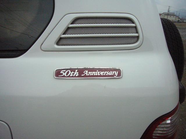 VXリミテッド 誕生50周年記念特別仕様車 4WD フルセグ(9枚目)
