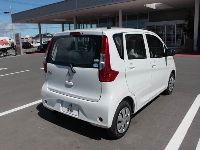 E 届出済軽未使用車 軽自動車(3枚目)