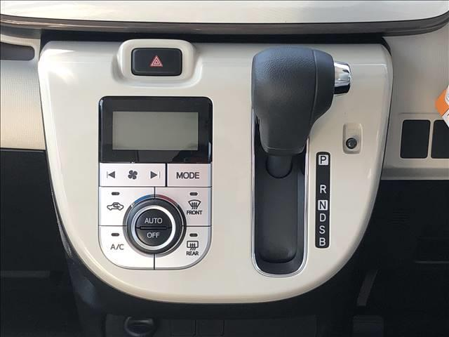 X メイクアップリミテッドSAIII 届出済未使用車(9枚目)