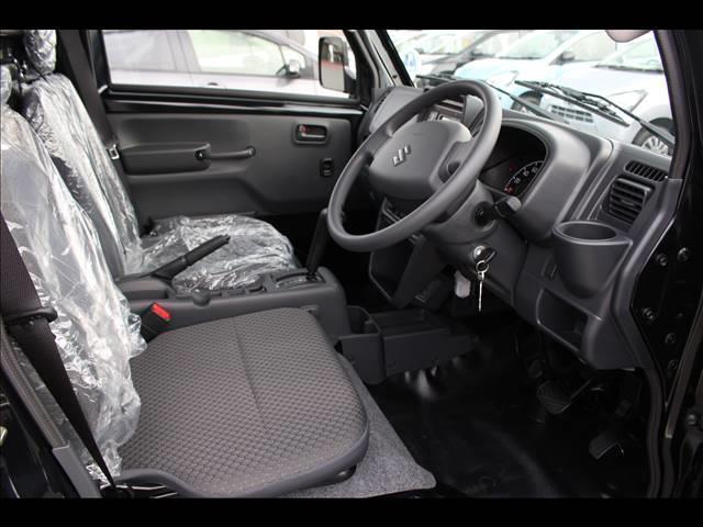 KX 衝突軽減ブレーキ 4WD 軽トラック 届出済軽未使用車(5枚目)