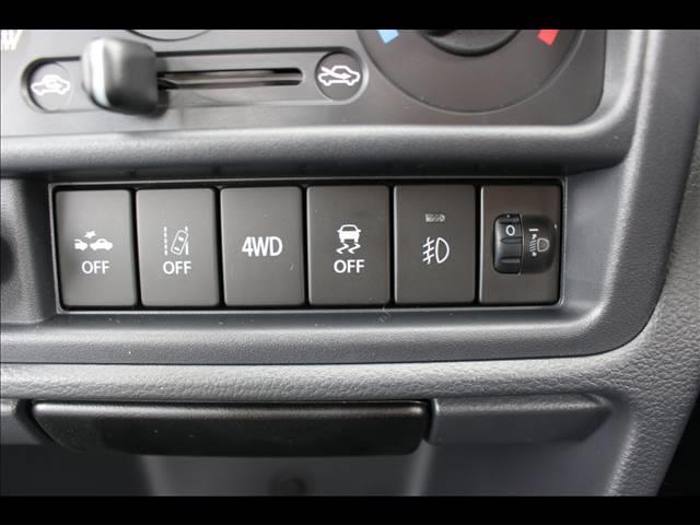 KX 衝突軽減ブレーキ 4WD 軽トラック 届出済軽未使用車(13枚目)