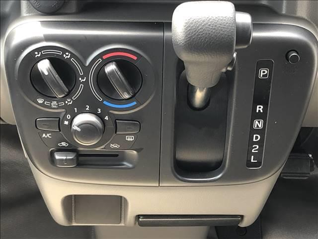 PAリミテッド 4AT 4WD 衝突被害軽減ブレーキ 届出済未使用車(13枚目)