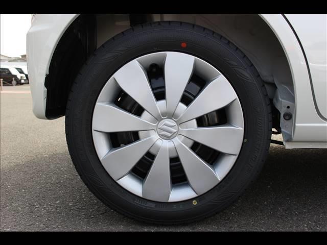 FA CDオーディオ 横滑り防止 キーレス 届出済未使用車 軽自動車(19枚目)