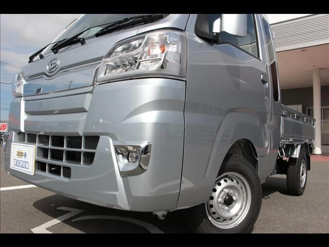 ジャンボSAIIIt 届出済未使用車 4速オートマ 軽トラ 4WD(7枚目)