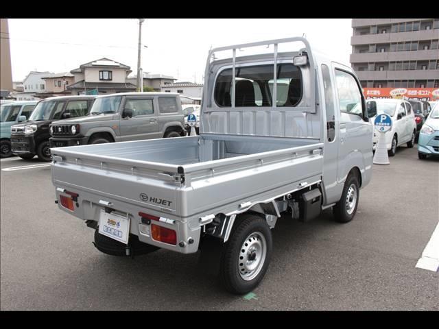 ジャンボSAIIIt 届出済未使用車 4速オートマ 軽トラ 4WD(22枚目)