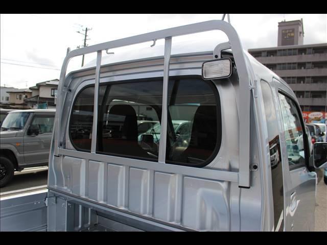 ジャンボSAIIIt 届出済未使用車 4速オートマ 軽トラ 4WD(23枚目)