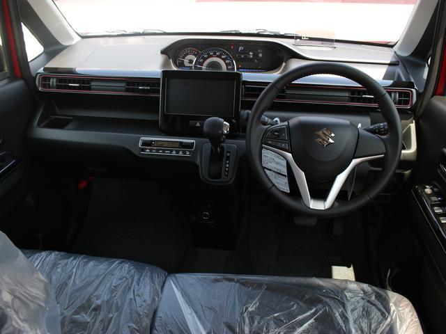 スズキ ワゴンRスティングレー ハイブリッドX 届出済未使用車