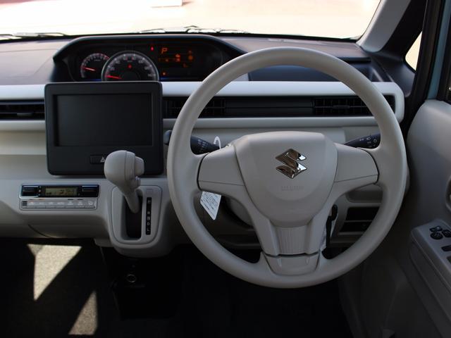 スズキ ワゴンR ハイブリッドFX登録済未使用車