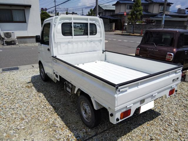 KC  4WDエアコン外装仕上げ済パワステ車検2年受け渡し!(4枚目)