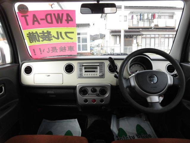 スズキ アルトラパン X 4WD 純正オーディオ キーレス 社外13AW