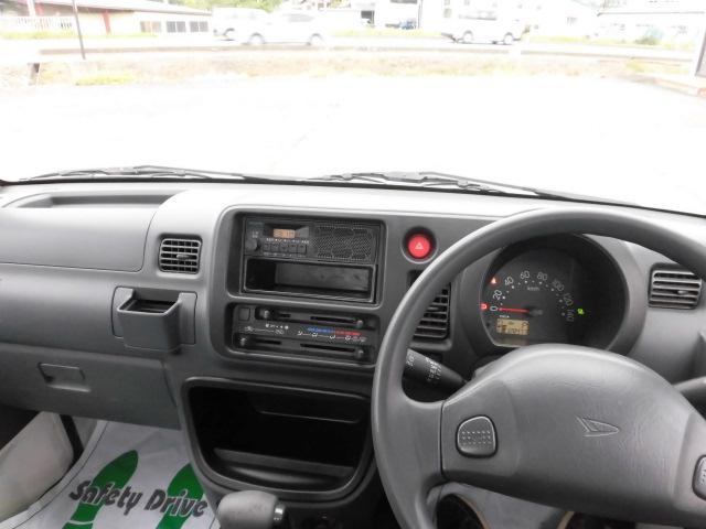 スペシャル 4WD オートマ パワステ 純正オーディオ(7枚目)