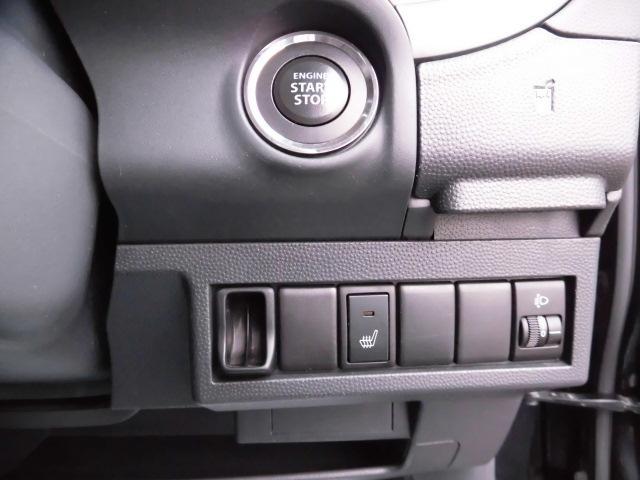 G 4WD プッシュスタート シートヒーター 社外14AW(17枚目)