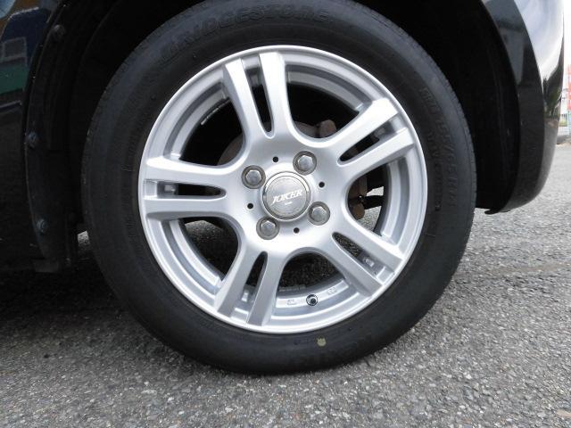 ★社外14インチAW付き!★スタットレスタイヤ、ノーマルタイヤ共にお手頃価格で販売しております。タイヤのプロにご相談下さい。