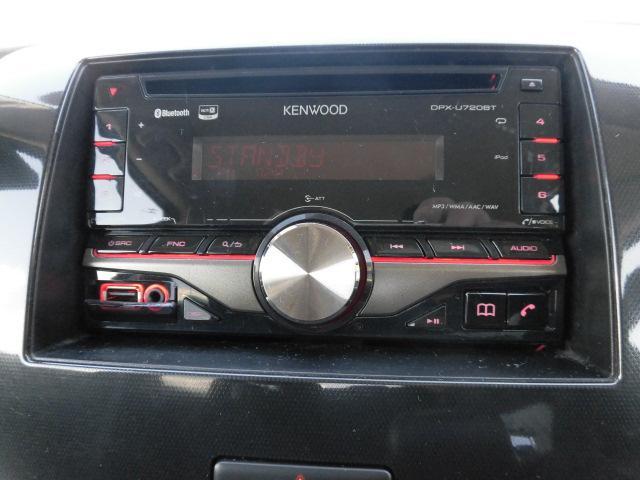 X 4WD 社外オーディオ 純正14AW プッシュスタート(9枚目)
