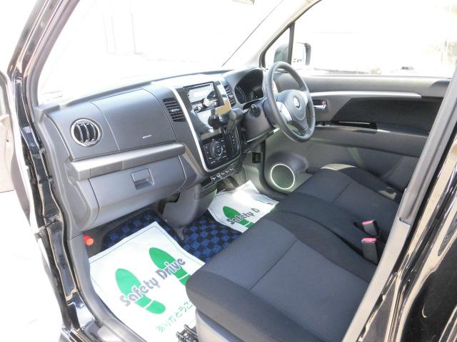 X 4WD 社外オーディオ 純正14AW プッシュスタート(18枚目)