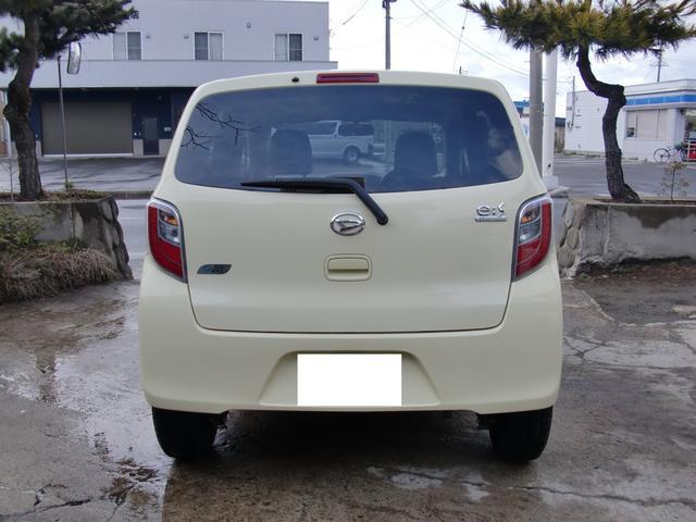 ダイハツ ミライース Gf 4WD エコアイドル 禁煙車 CD ETC オートマ