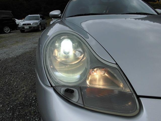 ポルシェ ポルシェ ボクスター 左ハンドル ティプトロニックS 986最終モデル