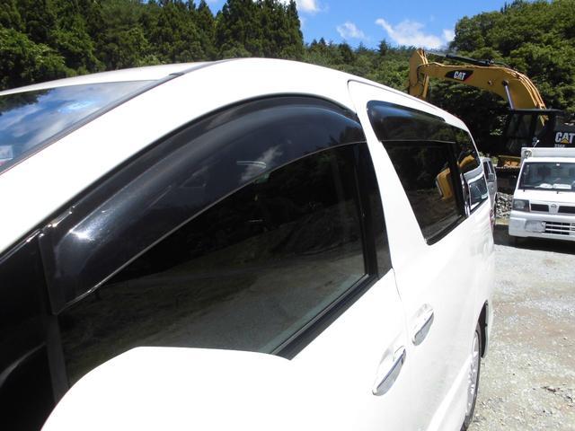 350S プライムセレクション 4WD メーカー純正HDDナビ&フルセグテレビ 後席純正フリップダウンモニター バックカメラ トヨタプレミアムサウンドシステム 7人乗りキャプテンシート 両側パワースライドドア HIDヘッドライト(18枚目)