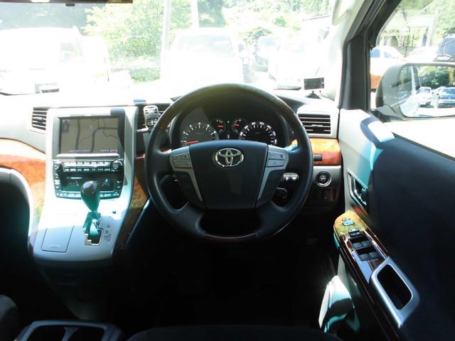 350S プライムセレクション 4WD メーカー純正HDDナビ&フルセグテレビ 後席純正フリップダウンモニター バックカメラ トヨタプレミアムサウンドシステム 7人乗りキャプテンシート 両側パワースライドドア HIDヘッドライト(59枚目)