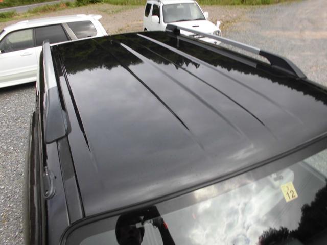 ワイルドウインド 4WDターボ リフトアップ 社外アルミ 前後社外カーボン調バンパー 社外マフラー 社外HDDナビ&フルセグテレビ&DVD&Bluetooth 専用レザーシート シートヒーター ルーフレール(16枚目)