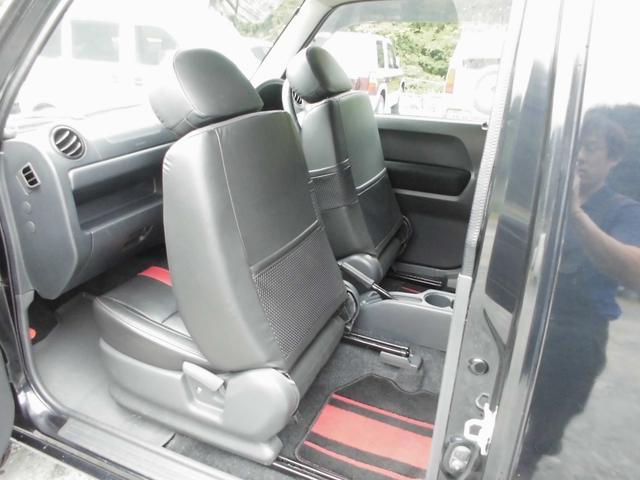 ワイルドウインド 4WDターボ リフトアップ 社外アルミ 前後社外カーボン調バンパー 社外マフラー 社外HDDナビ&フルセグテレビ&DVD&Bluetooth 専用レザーシート シートヒーター ルーフレール(49枚目)