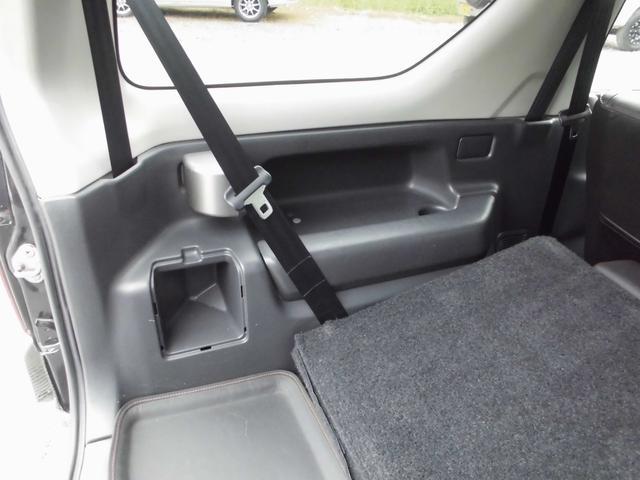 ワイルドウインド 4WDターボ リフトアップ 社外アルミ 前後社外カーボン調バンパー 社外マフラー 社外HDDナビ&フルセグテレビ&DVD&Bluetooth 専用レザーシート シートヒーター ルーフレール(57枚目)