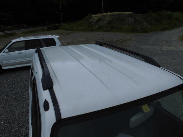 XC 4WDインタークーラーターボ 社外HDDナビ&DVD リフトアップ 社外16インチアルミ 前後社外バンパー 社外グリル 社外マフラー 社外LEDテールランプ フォグランプ マニュアル5速 ルーフレール(14枚目)