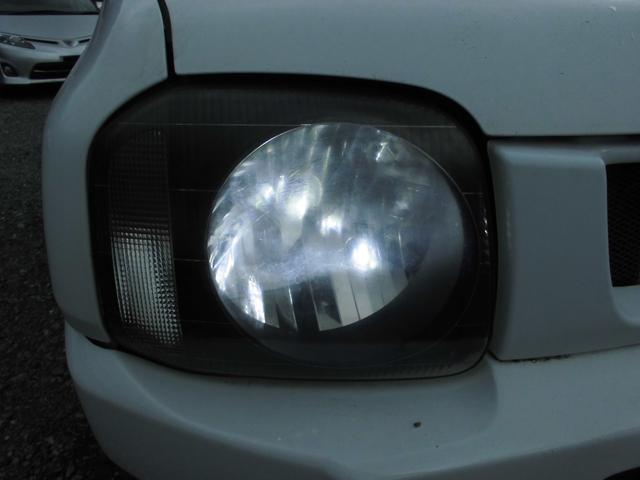 XC 4WDインタークーラーターボ 社外HDDナビ&DVD リフトアップ 社外16インチアルミ 前後社外バンパー 社外グリル 社外マフラー 社外LEDテールランプ フォグランプ マニュアル5速 ルーフレール(19枚目)