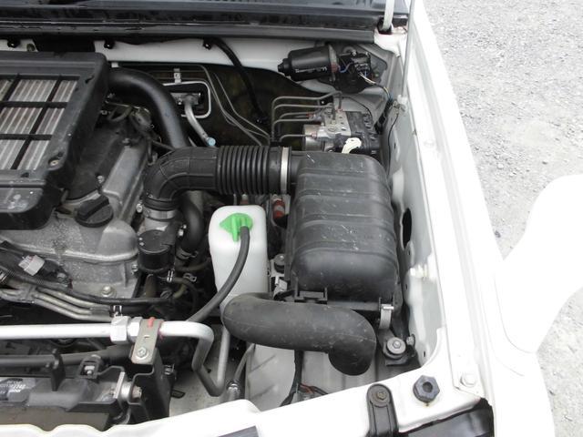 XC 4WDインタークーラーターボ 社外HDDナビ&DVD リフトアップ 社外16インチアルミ 前後社外バンパー 社外グリル 社外マフラー 社外LEDテールランプ フォグランプ マニュアル5速 ルーフレール(26枚目)