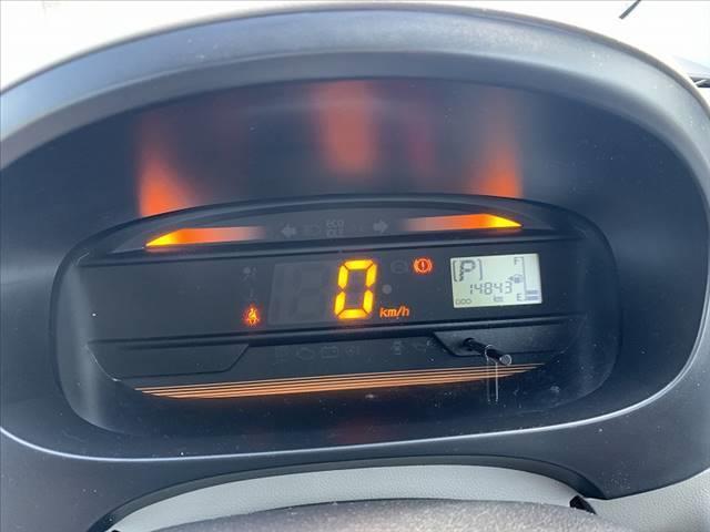 走行距離約1.5万kmのお車です!長く乗るにはピッタリのお車です!視認性も良く、ガソリンの残量も一目でわかります!