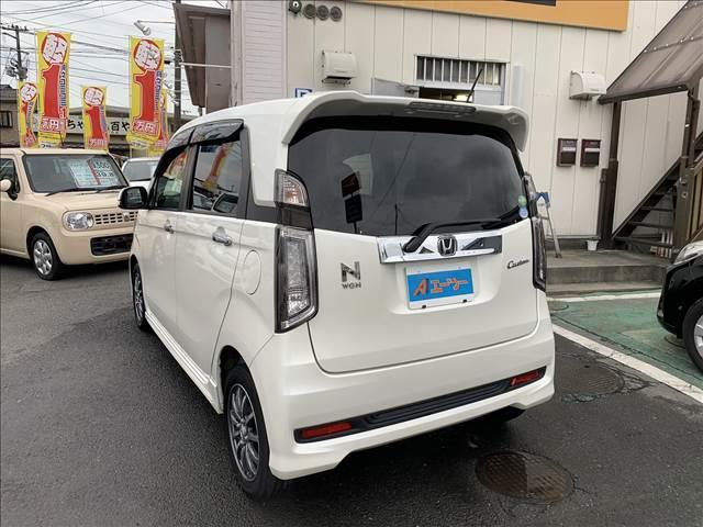 Custom G 社外ナビ オートエアコン スマートキー(4枚目)