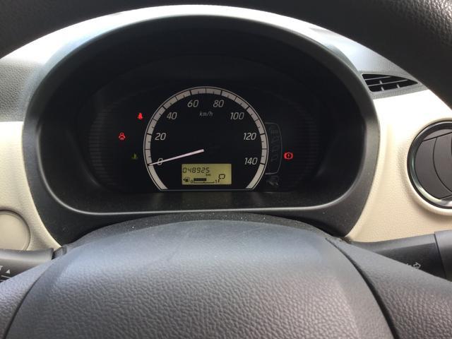 走行距離約4.9万kmのお車です!長く乗るにはピッタリのお車です!視認性も良く、ガソリンの残量も一目でわかります!