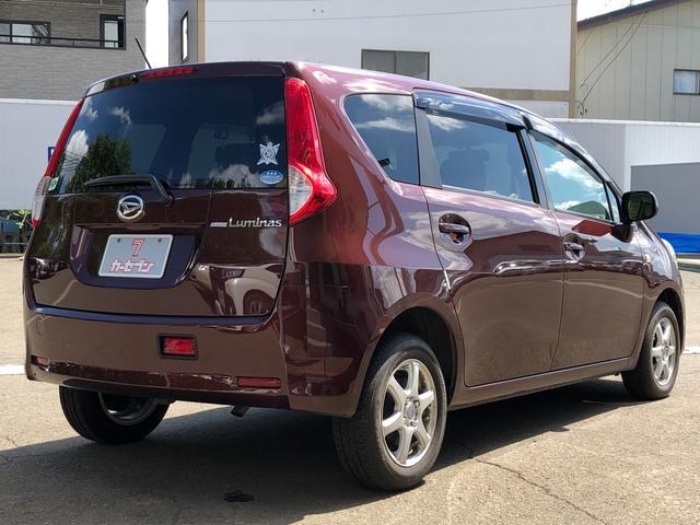 「ダイハツ」「ブーンルミナス」「ミニバン・ワンボックス」「秋田県」の中古車43