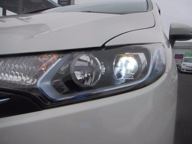 ホンダ フィットハイブリッド Lパッケージ LEDライト 純正アルミ 純正ナビ Bカメラ