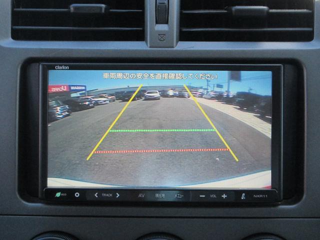 トヨタ ラクティス X 4WD 社外ナビ ワンセグ バックカメラ ETC