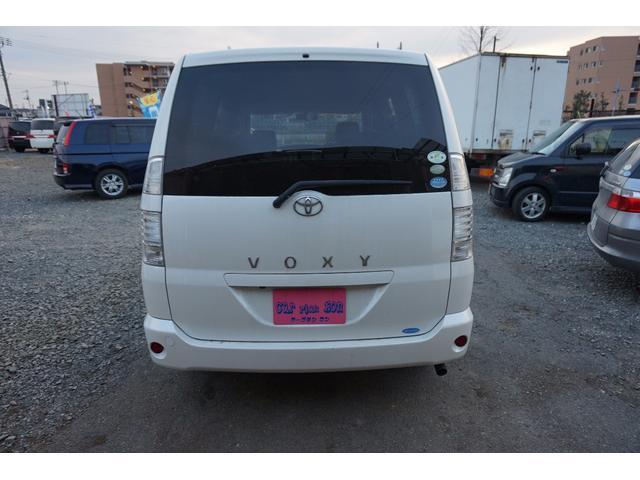 トヨタ ヴォクシー X両側パワスラHDDナビTV新品アルミ